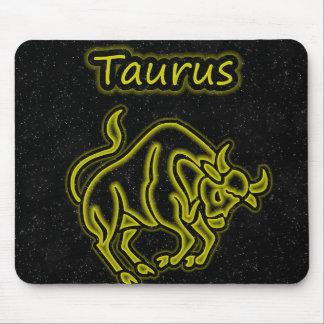 Bright Taurus Mouse Pad