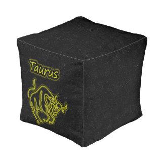 Bright Taurus Pouf