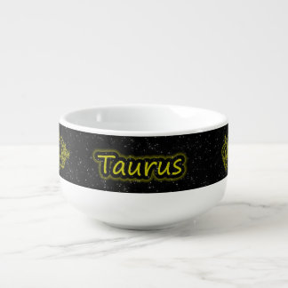 Bright Taurus Soup Mug