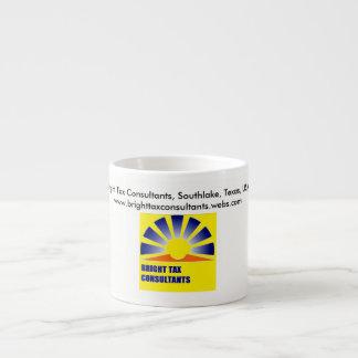 Bright Tax Consultants Espresso Mug