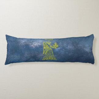 Bright Virgo Body Pillow