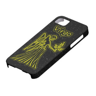 Bright Virgo Case For The iPhone 5