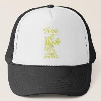 Bright Virgo Trucker Hat