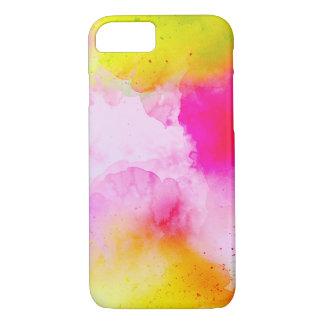 Bright Watercolour iPhone 7 Case