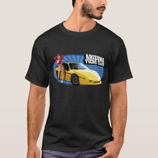Bright Yellow Fiero T-Shirt