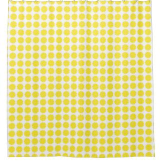 Bright Yellow Lemon Citrus Fruit Slice Design