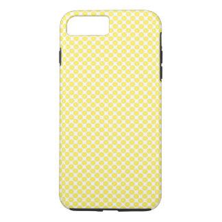 Bright Yellow Lemon Fruit Pattern iPhone 8 Plus/7 Plus Case