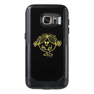 Bright Yellow Little Miss Sunshine OtterBox Samsung Galaxy S7 Case