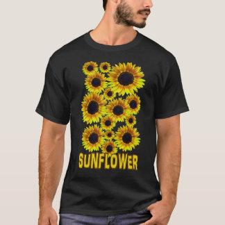 Bright Yellow Sunflower T-Shirt