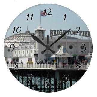 Brighten Marine Palace UK Large Clock