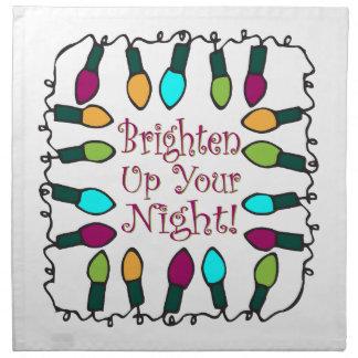 Brighten Up Cloth Napkin
