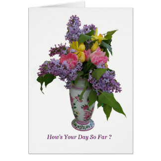 Brighten You Day Card