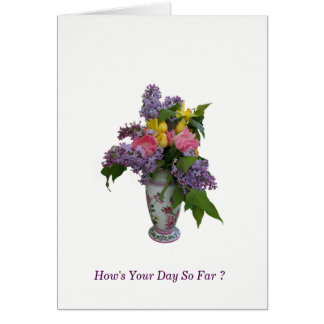 Brighten You Day Card