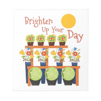 Brighten Your Day Notepads