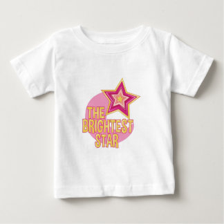 Brightest Star Baby T-Shirt