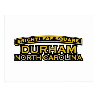 Brightleaf Square Durham Postcard