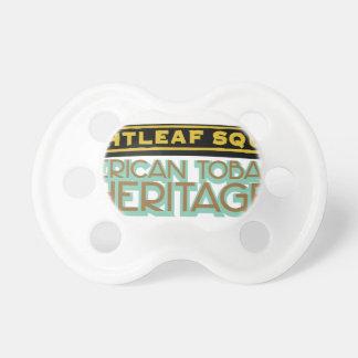 Brightleaf Square Tobacco Pacifier
