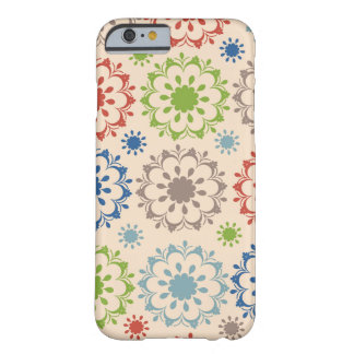 Brightly Colored Medallion Design Barely There iPhone 6 Case
