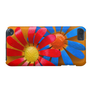 Brightly Colored Sunflower Decoration iPod Touch 5G Case