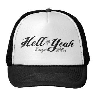 Brightly Yeah Beer - logo Cap Trucker Hat