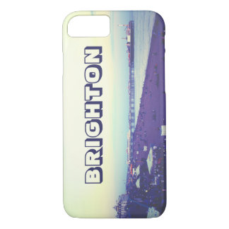 Brighton beach and pier, UK iPhone 7 Case