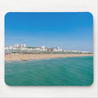 Brighton beach mousepad