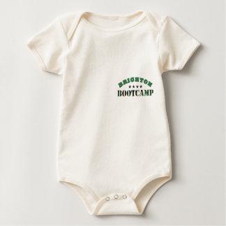 Brighton Bootcamp Babygrow Baby Bodysuit