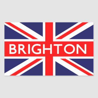 Brighton : British Flag