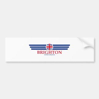 Brighton Bumper Sticker