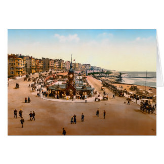 Brighton East Sussex England Card
