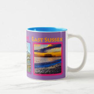 Brighton & Hove Colour Mug