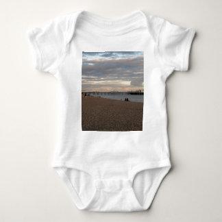 Brighton Pier Baby Bodysuit