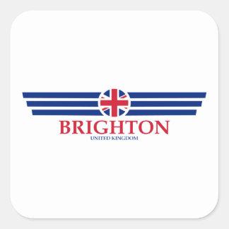 Brighton Square Sticker