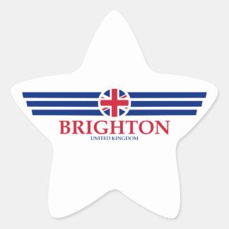 Brighton Star Sticker