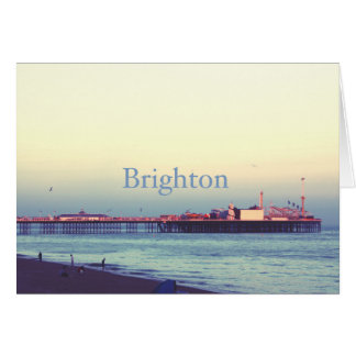 Brighton, UK Card