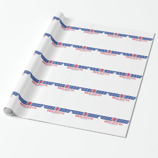 Brighton Wrapping Paper