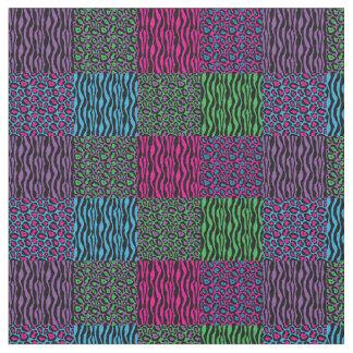 Brights Animal Print Fabric