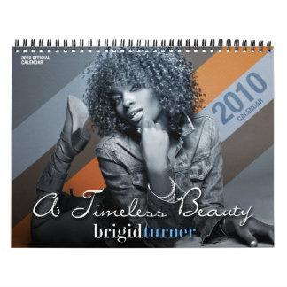Brigid Turner 2010 Calendar, Standard Wall Calendar