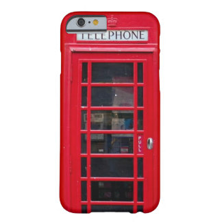 Briitish Telephone Booth for iPhone 6 case
