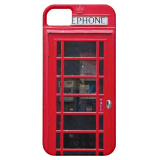 Briitish Telephone Booth for Iphone cover Case For The iPhone 5