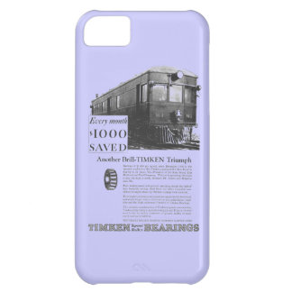 Brill Company 1926 M-1 Gas Electric Car iPhone 5C Covers