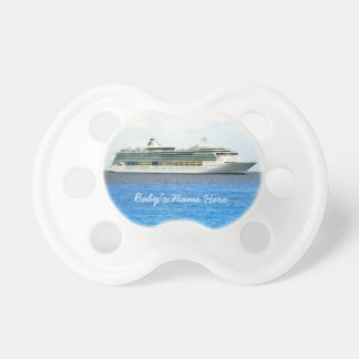 Brilliance in the Caymans Pacifier