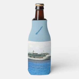 Brilliance in the Caymans Personalized Bottle Cooler