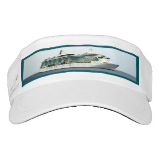 Brilliance in the Caymans Visor
