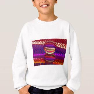 Brilliance in the crystal ball sweatshirt