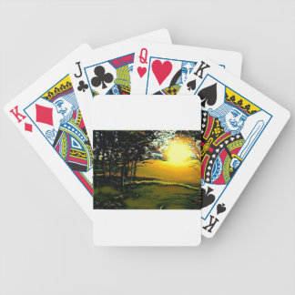 Brilliant Arches Bicycle Playing Cards
