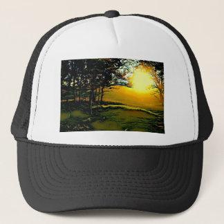 Brilliant Arches Trucker Hat