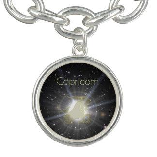 Brilliant Capricorn Bracelet