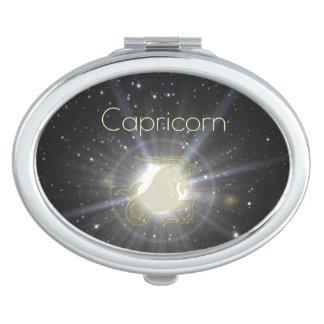 Brilliant Capricorn Vanity Mirror