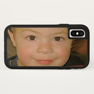 Brilliant Colour Custom Photo iPhone X Case